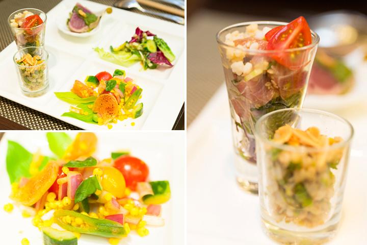 ソルガムきびを、世界各地のアレンジで楽しんできました!ホテル インターコンチネンタル 東京ベイの佃料理長が登場
