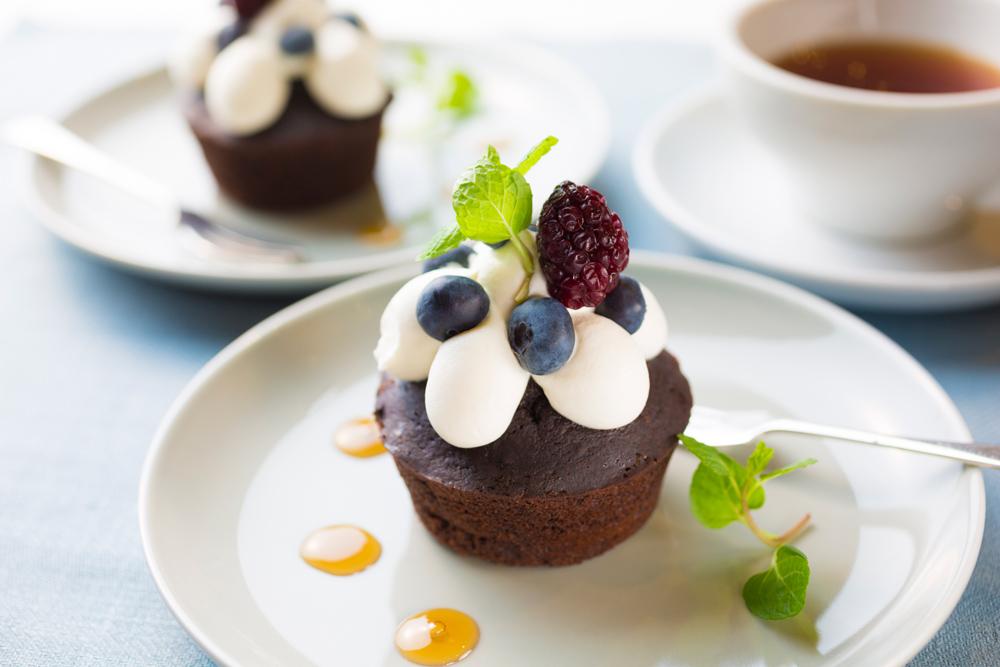 ソルガムきびのカップケーキ