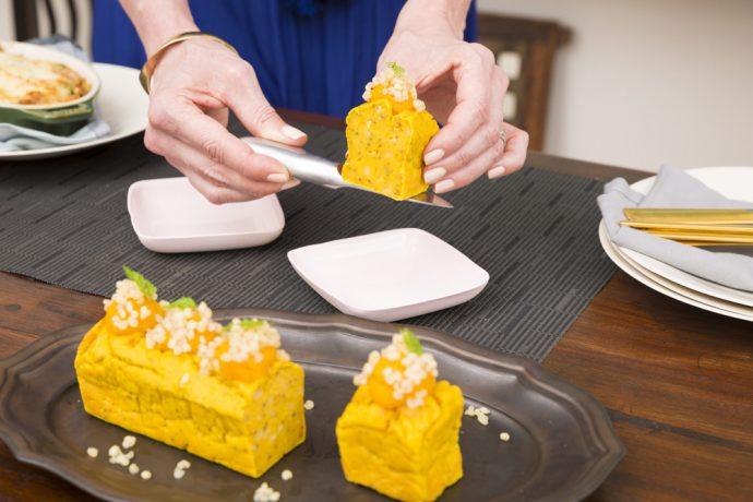 甘いものだって我慢しない!ソルガムきびとかぼちゃのパウンドケーキ