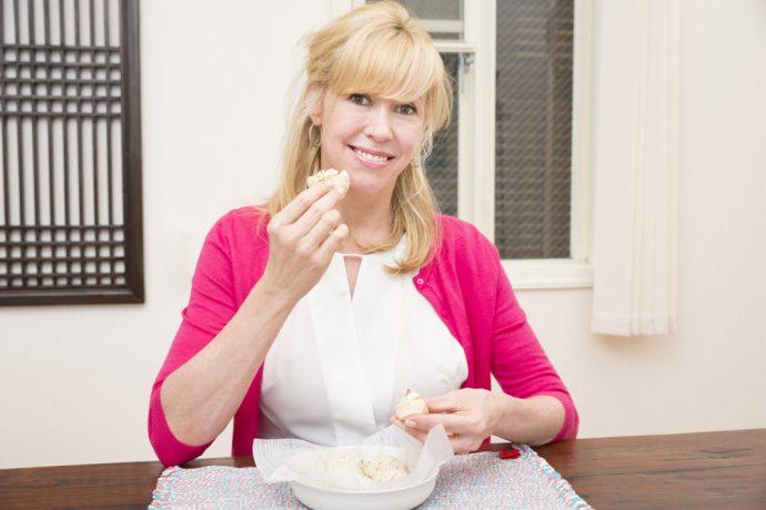 エリカ流パンの食べ方