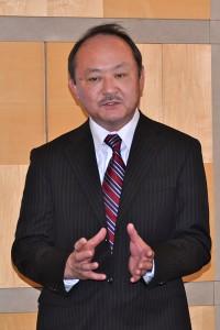 アメリカ穀物協会日本代表 浜本哲郎
