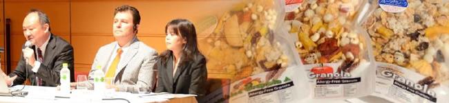 米国産大麦・ソルガムきび食品利用とプロモーションに関する記者懇談会