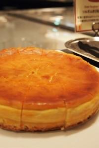 ソルガムきびチーズケーキ