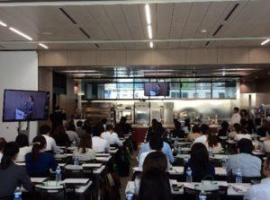アメリカ最新トレンド&食品技術セミナー アメリカで注目されるスーパーグレイン ソルガムきびについて講演