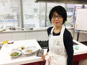 日本雑穀協会認定 雑穀アドバイザー 藤﨑昌美さん