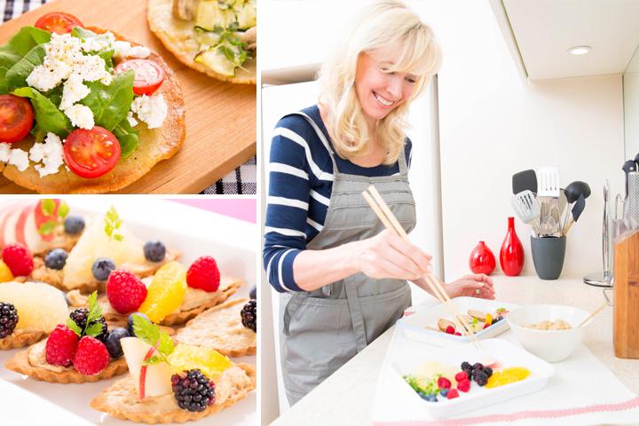ホームパーティーにおすすめ♪美容と健康にうれしい注目食材を使ったおもてなしレシピ」では昨年12月に掲載したパーティーレシピが紹介されました!