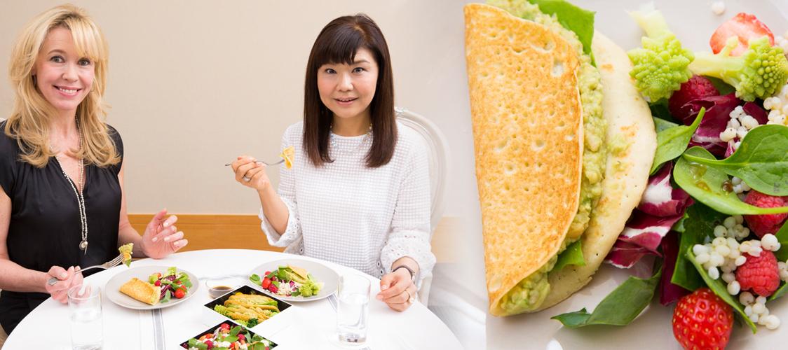 対談企画第5弾女性の健康と美容に詳しい 医療ジャーナリストの増田美加さんと 対談しました! ~ビューティー雑穀ソルガムきびでアンチエイジング!~