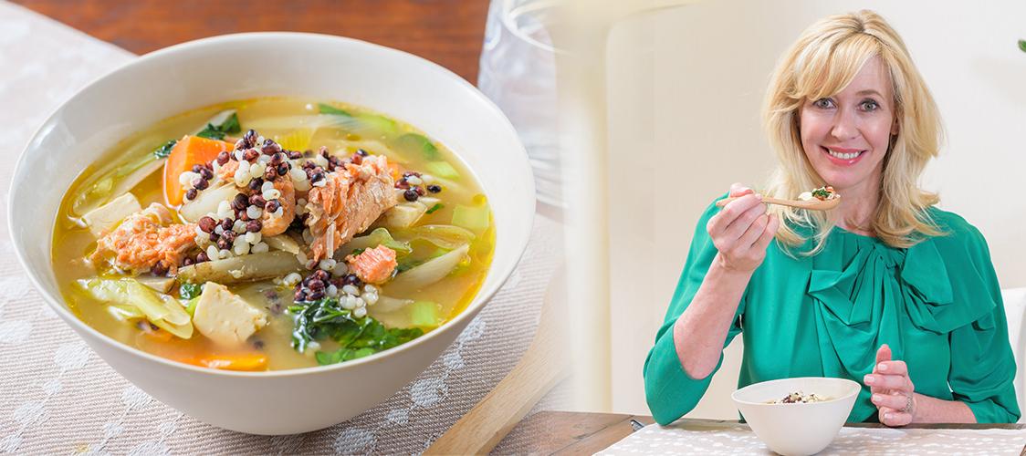 ユネスコ無形文化遺産の和食に習い、 世界レベルの美と健康を日本発信で!