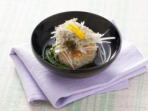 石川麻結さんのレシピ「焼きソルガムのあんかけ椀」はこちら