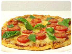 グルテンフリーピザ