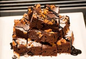 ソルガムきびチョコレートブラウニー