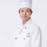 びわ湖大津プリンスホテル「レイクビューダイニング ビオナ」 料理長 岡本賢治 氏