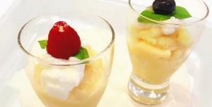 ソルガムきびのカスタードクリーム