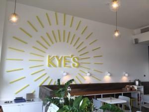 レストラン『Kye's Montana』
