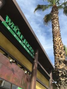 LAのスーパーマーケット