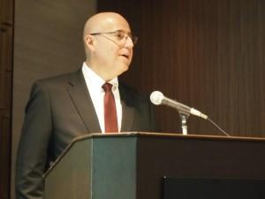 米国ソルガムチェックオフエグゼクティブ・ディレクターフロレンティーノ・ロペス氏