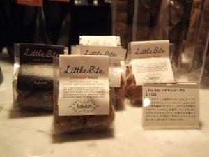 米国産ホワイトソルガムきび粉を使ったグルテンフリー製品の店頭販売