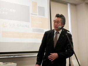 全日本司厨士協会北海道地方本部 支部長 橋本昇氏