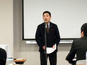全日本司厨士協会北海道地方本部 会長 小泉哲也氏