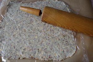 サクサク雑穀シードクラッカー(GRAIN AND SEEDS CRACKERS)の作り方7