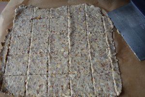 サクサク雑穀シードクラッカー(GRAIN AND SEEDS CRACKERS)の作り方8