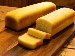 ホワイトソルガム粉のグルテンフリー&ヴィーガン食パン