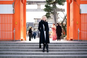 エリカ・アンギャルさん連載コラム:第28回『日本文化と食 ~古都・京都で、新しい食のトレンドに触れる!(1)』