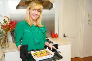 エリカ・アンギャルさん連載コラム『野菜の色は栄養の色。カラフルな食材を使ったお料理で免疫力を高めましょう。』