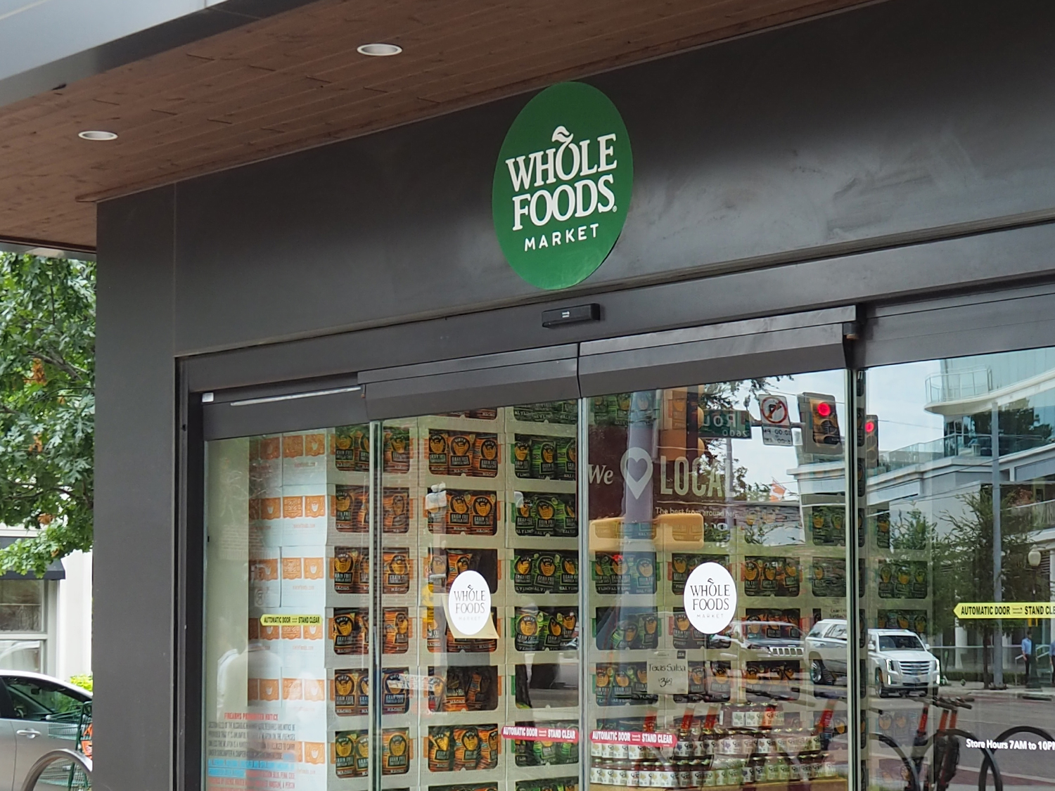 Whole Foods Uptown Dallas店